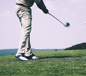 Golfing in San Diego