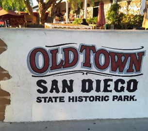 Old Town San Diego historic park